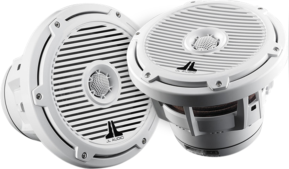 Boat speakers from Audiomasters